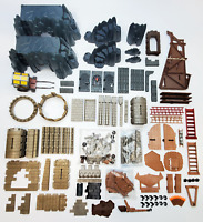 Playmobil Knights Castle 160+ Parts & Pieces - 5757 3666 3887 3888 - Sealed Bags