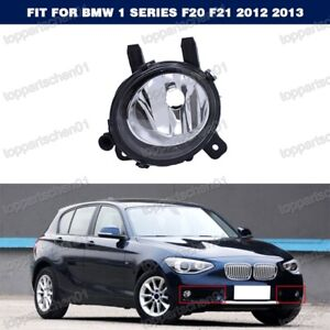 Clear Fog Driving Light Lamp Right w/o Bulb For BMW 1 Series F20 F21 2012 2013