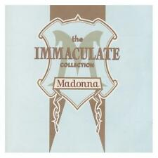Madonna Immaculate Collection Best Of CD NEW Like A Virgin/Papa Don't Preach+