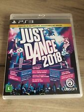 Just Dance 2018 Sony Playstation 3 PS3