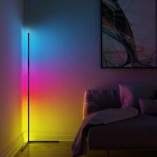 55RGB Color Changing Corner Floor Lamp Standing Night LED...