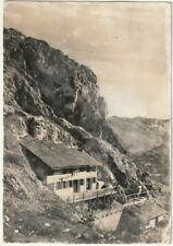 RIFUGIO OLIVO SALA AL POPERA - BELLUNO - VIAGG. 1954 -47427-