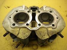 1978 Yamaha XS 650 engine cylinder head valves springs