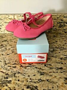 Cat & Jack - Becca - Toddler Girls - Size 8 - Shoes - Elastic Strap - New in Box