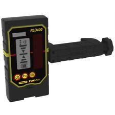 STANLEY Laserempfänger RLD400 für Rotationslaser mit Halterung