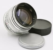 JUPITER-3 2/50 mm Russian Rangefinder lens screw M39 Leica FED Zorki ZOMZ