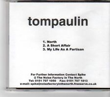 (FM980) Tompaulin, North - DJ CD