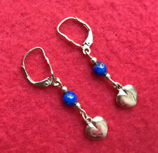 Solid Gold 585 Dangle Earrings New listing