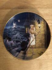 "Franklin Mint Steve Read Cinderella ""Dreams Do Come True"" Plate Limit Ha 2472"