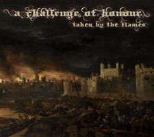 A Challenge of Honour – taken by the Flames