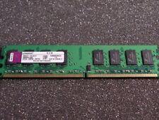 KINGSTON KVR800D2N6/2G PC2-6400U DDR2 RAM 1x 2GB #K80-1 <