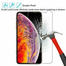 Hd Tempered Glass Screen Protector Film Cover For iPhone 7 8 11 Pro Plus Phone