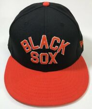 baltimore black sox team classical 59fifty fitted baseball cap new era SZ 7  3 4 11e2248ab