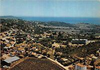 BR2055 French Riviera Croix Valmer vue aeriene   france