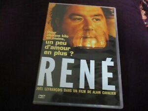 "DVD ""RENE"" Joel LEFRANCOIS / de Alain CAVALIER"