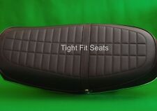 Motorcycle Seat Cover Complete With Strap - HONDA CB500F K2 - NO HONDA LOGO