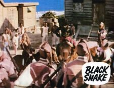 Black Snake ORIG AH-Foto Russ Meyer Sklaven-Drama HART