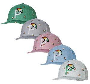 Puma API Lemons P Snapback Hat Limited Edition Arnold Palmer Cap - New 2021
