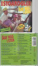 CD--DIE STOAKOGLER--AUF WAS I STEH