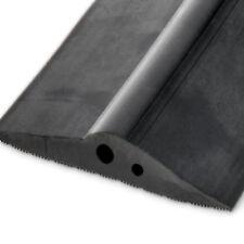4m GOMMA GUARNIZIONE SOGLIA GARAGE tenuta porta impermeabilizzazione 80mm x 15mm