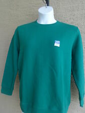 NWT WOMENS JUST MY SIZE ECO SMART FLEECE LINED SWEATSHIRT GREEN 3X
