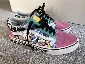 Vans disney a scarpe da ginnastica per donna   Acquisti Online su eBay