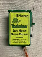 ✅TORTOISE CIRCUITRON 800-6000 SLOW MOTION SWITCH MACHINE O HO N GAUGE SWITCH