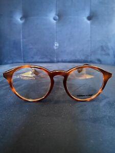 BNWOT McQ Alexander McQueen Tortoise Shell Glasses Frames RRP £140.00