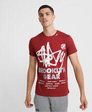 Superdry Mens Brooklyn Gear T-Shirt