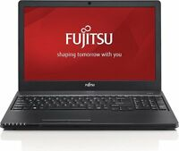 "Fujitsu LIFEBOOK A555 15.6"" Laptop, i3-5005U 4GB 500GB Win 10 Pro, A5550M130OGB"
