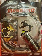 Monsuno Spiderwolf #44 Eklipse Surge Edition Inc 1 Mini Figure 1 Core carte 1