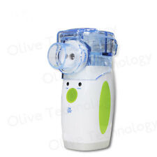 Rechargeable Battery Operated Portable Ultrasonic Nebulizer for Asthma and COPD