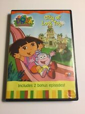 Dora the Explorer - City of Lost Toys (DVD, 2003)