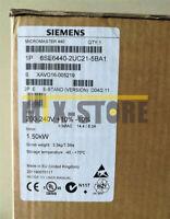 1PCS NEW IN BOX Siemens 6SE6440-2UC21-5BA1