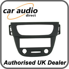 Connects2 CT24RT12 Facia Plate (Dark Grey) for Renault Megane 2009> 2015