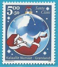 Dänemark/ Grönland aus 2003 ** postfrisch MiNr.402 - Weihnachten!