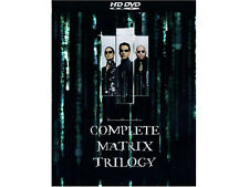 ## Complete Matrix Trilogy (deutsch) HD DVD - TOP ##