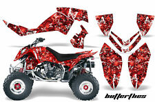 ATV Graphics Kit Quad Decal Wrap For Polaris Outlaw 500 525 2006-2008 BFLY W R