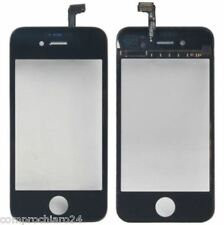 Ricambio Vetro + Touch Screen per iPhone 4S Nero - Vetrino No Schermo LCD