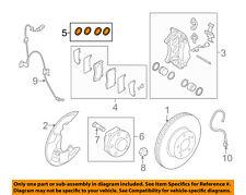 SUBARU OEM 06-14 Impreza Front Brake-Overhaul Kit 26297FE010