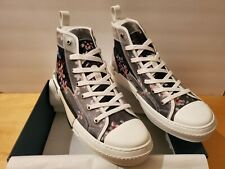 Dior B23 MULTICOLOR High Top Oblique Sneakers New with Box Eur 43 US 10