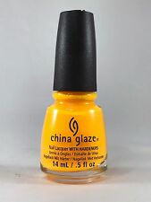 China Glaze Nail Polish Lacquer - SUN WORSHIPER 0.5 fl oz / 15ml + Free shipping