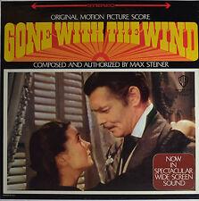 "GONE WITH THE WIND - MAX STEINER 12"" LP (Q66)"