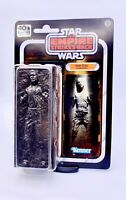 Star Wars The Black Series 6 inch Han Solo (Carbonite) 40th Anniversary