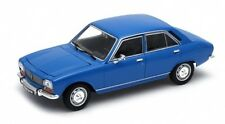 Peugeot 504 Bleu 1974 1/18 - 18001 WELLY