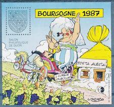 TIMBRE DE FRANCE - Bloc CNEP N° 08** Salon philatélique de Bourgogne 1987