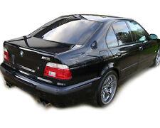 BMW 5er Tuning E39 *LACKIERT* M3 SPOILER Lippe HECKFLÜGEL HECK KOFFERRAUM Apron