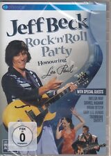Jeff Beck / Rock 'N' Roll Party Honouring les Paul( DVD, NEU, NEW)