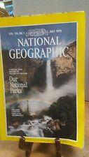 National Geographic Magazine Nat Geo july 1979 (NG20)