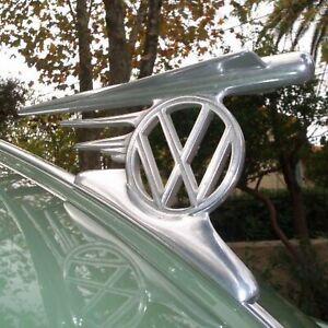 Flying VW Volkswagen Hood Ornament split kdf okrasa kdf bus zwitter okrasa kafer